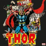 Obraz Thor - canvas Marvel