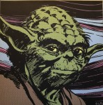 Obraz Star Wars Yoda - canvas