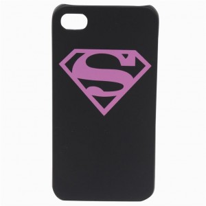 Obudowa Supergirl - iPhone 4/4S