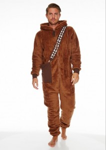 Kombinezon Chewbacca - onesie Star Wars