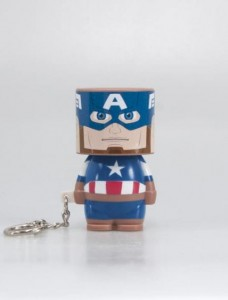 Brelok Marvel Captain America