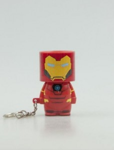 Brelok Marvel Iron Man