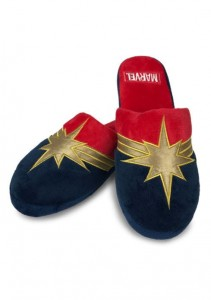 Kapcie Captain Marvel