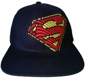 Czapka DC Comics Superman - snapback