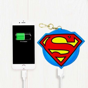 Powerbank brelok Superman DC Comics