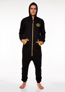 Onesie Batman - kombinezon DC Comics