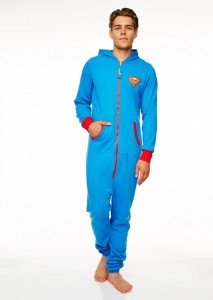 Onesie Superman - kombinezon DC Comics