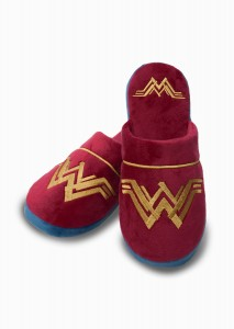 Kapcie Wonder Woman