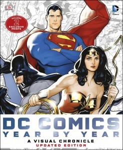Album DC Comics Year by Year A Visual Chronicle