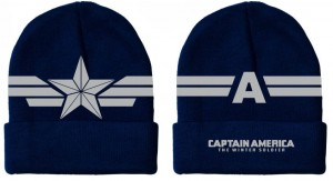 Czapka Captain America - Winter Soldier