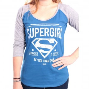 Koszulka Supergirl - Better Than Ever
