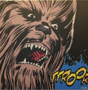 Obraz Star Wars - canvas Chewbacca