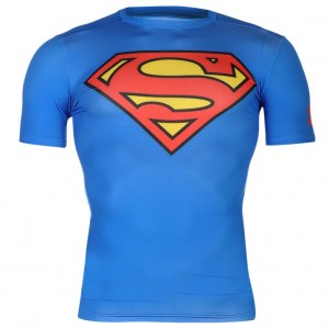 Koszulka sportowa Superman Under Armour Alter Ego