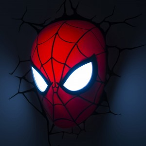 Lampka Marvel Spider-Man 3D