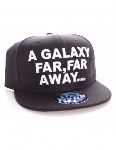 Snapback Star Wars - A Galaxy Far, Far Away...