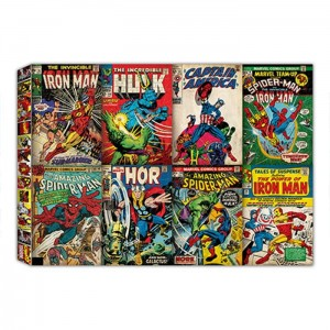 Obraz Marvel - canvas komiks