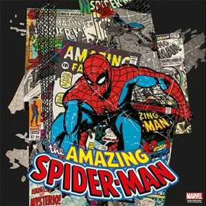 Obraz Spider-Man - canvas Marvel
