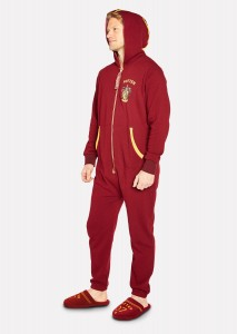 Onesie Harry Potter - kombinezon Quidditch